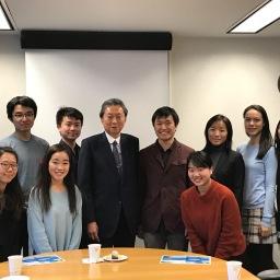 元総理大臣の鳩山さんがプリンストン大学に!?