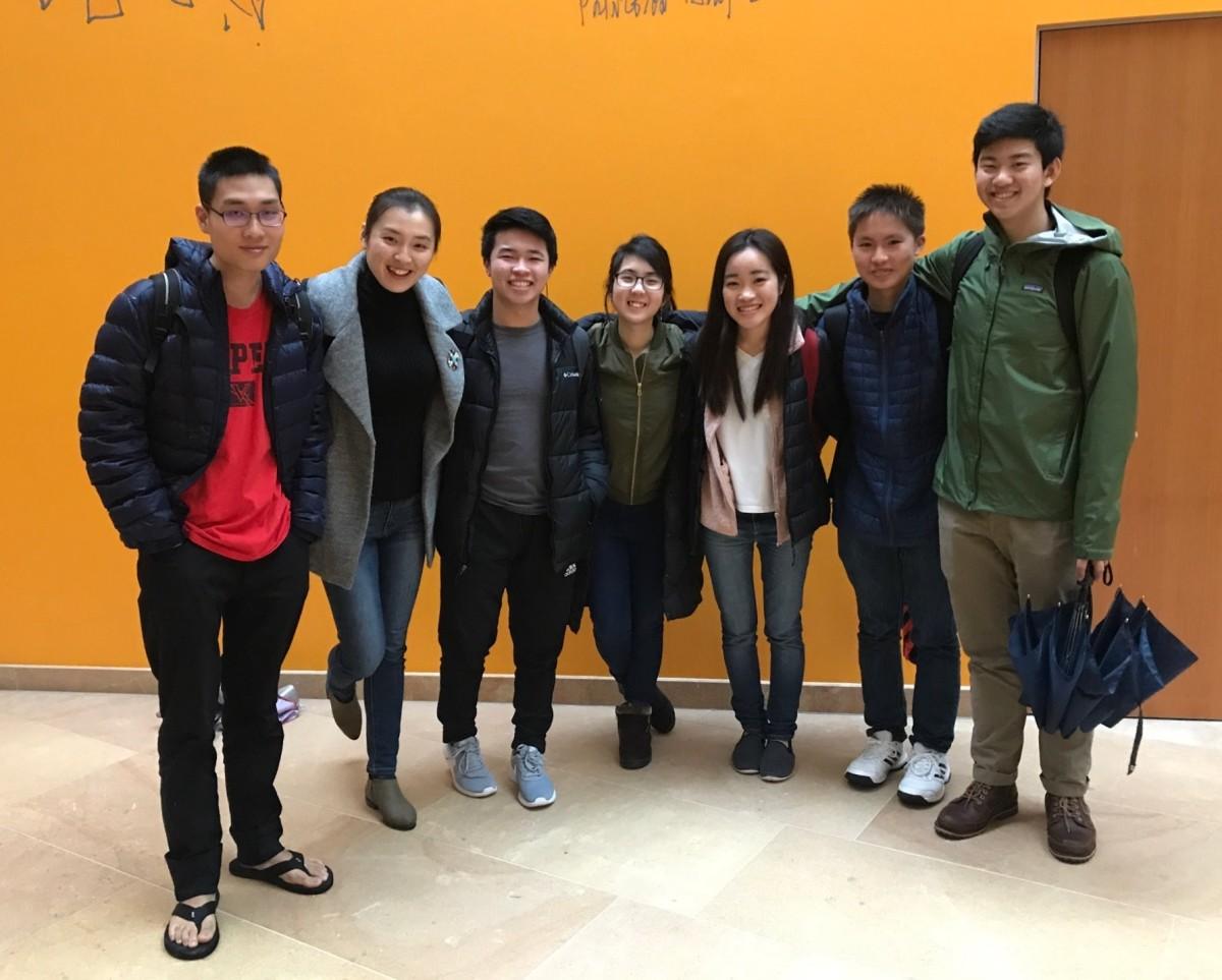この夏は中国に行ってきます!Princeton in Beijing