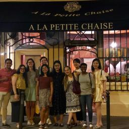 Plato in Paris 5週間の哲学プログラムに参加してきました!